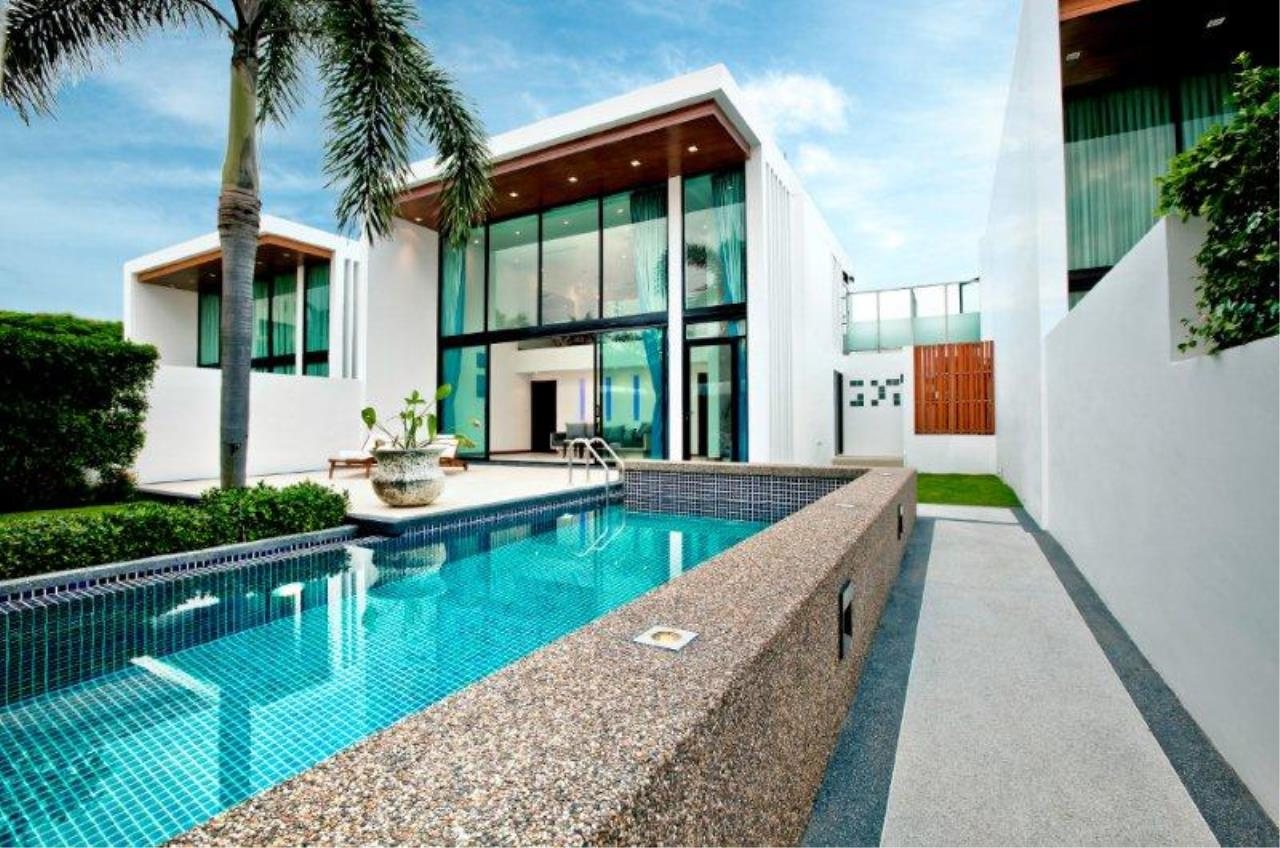 REAL Phuket  Agency's The Natai Beach Duplex - New Pool Villa at Natai Beach 1