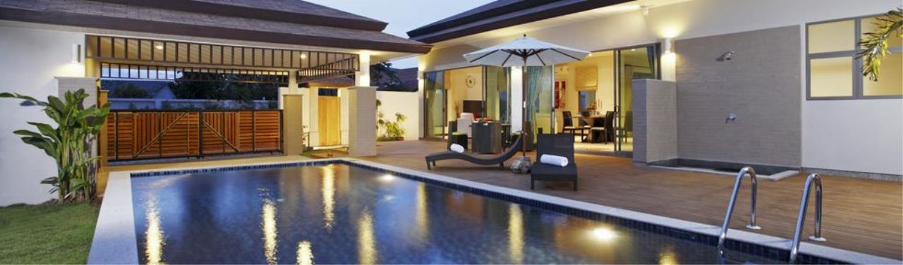 REAL Phuket  Agency's Tanode Estate - Luxury 2-Bedroom Pool Villa in Layan 1