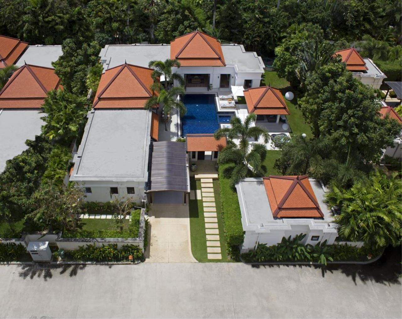 REAL Phuket  Agency's Sai Taan - Gorgeous 4-Bedroom Private Pool Villa near Laguna 2