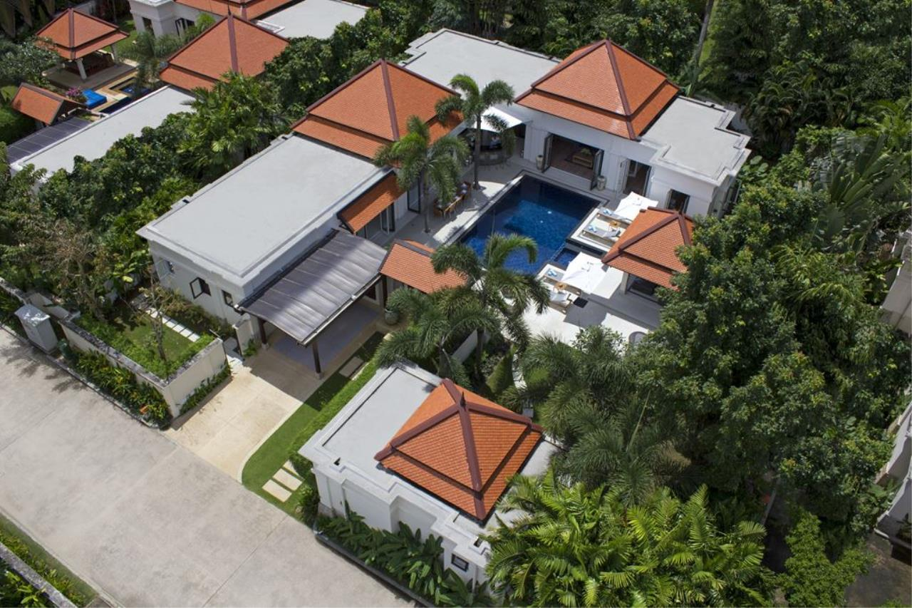 REAL Phuket  Agency's Sai Taan - Gorgeous 4-Bedroom Private Pool Villa near Laguna 3