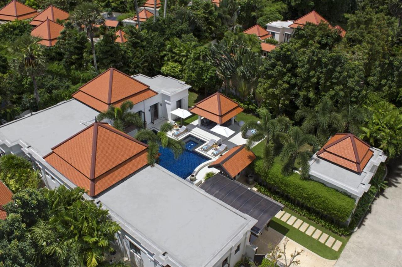 REAL Phuket  Agency's Sai Taan - Gorgeous 4-Bedroom Private Pool Villa near Laguna 4