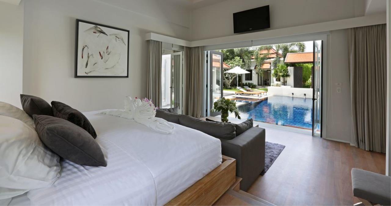 REAL Phuket  Agency's Sai Taan - Gorgeous 4-Bedroom Private Pool Villa near Laguna 9