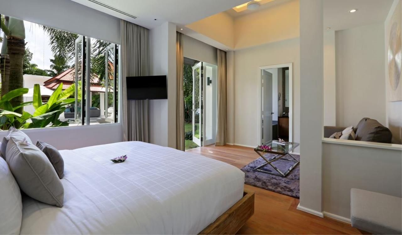 REAL Phuket  Agency's Sai Taan - Gorgeous 4-Bedroom Private Pool Villa near Laguna 21
