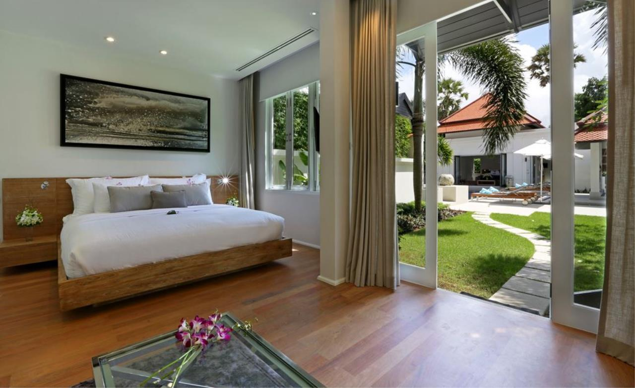 REAL Phuket  Agency's Sai Taan - Gorgeous 4-Bedroom Private Pool Villa near Laguna 22