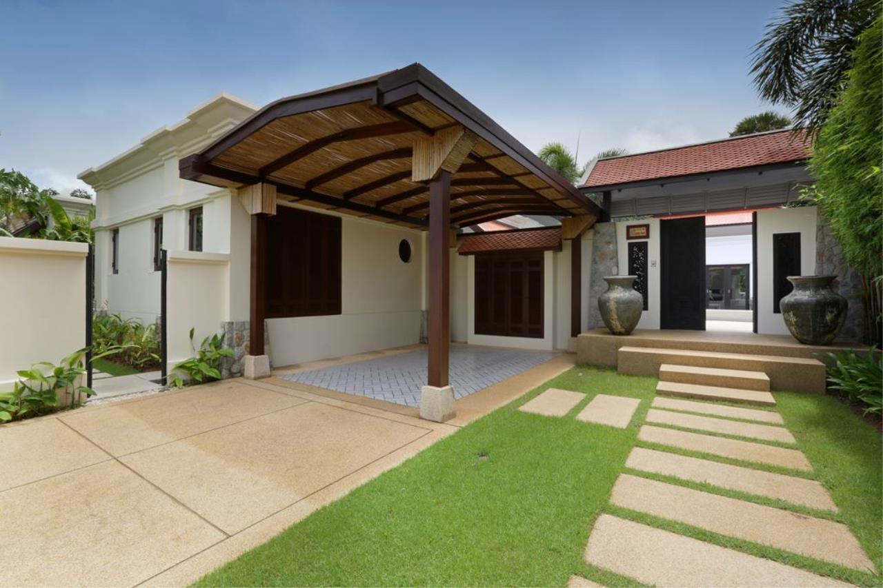 REAL Phuket  Agency's Sai Taan - Gorgeous 4-Bedroom Private Pool Villa near Laguna 25