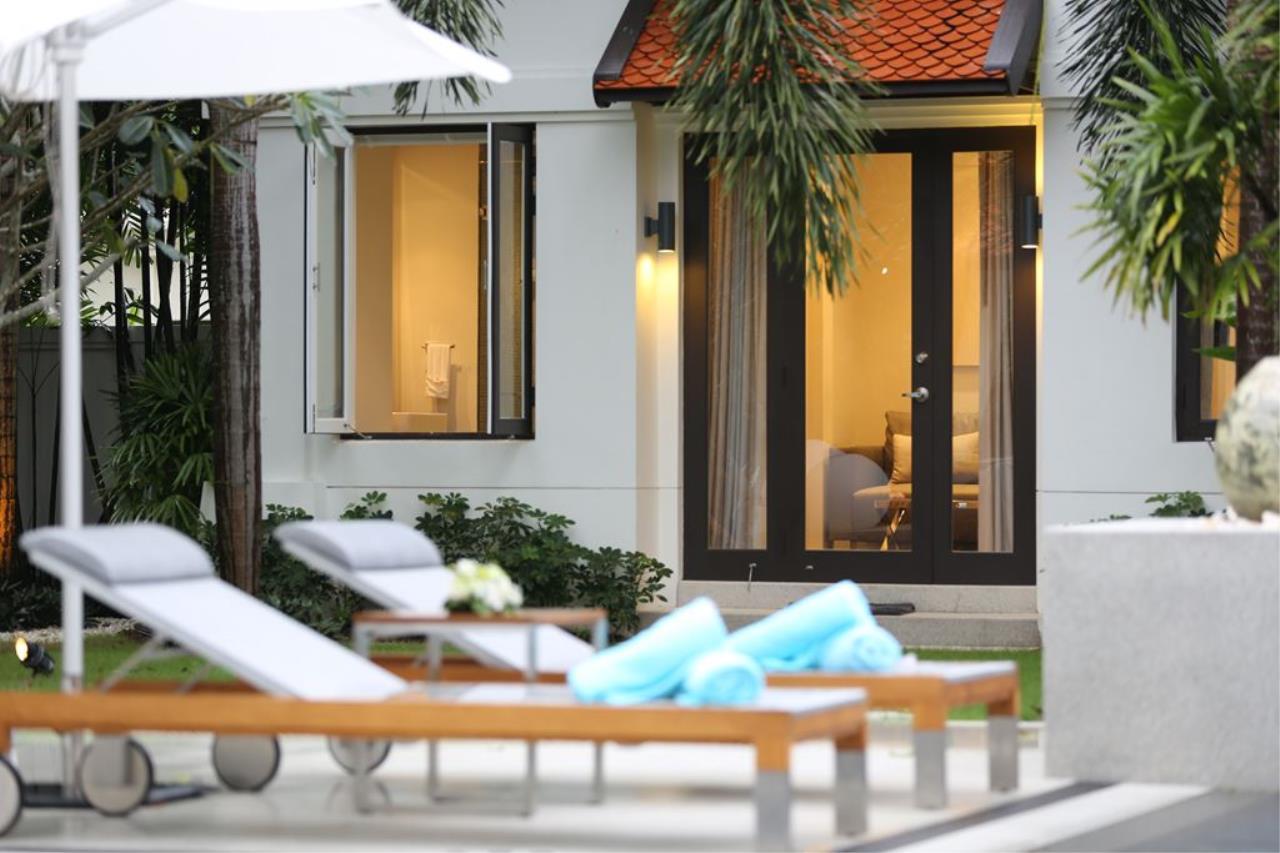 REAL Phuket  Agency's Sai Taan - Gorgeous 4-Bedroom Private Pool Villa near Laguna 40