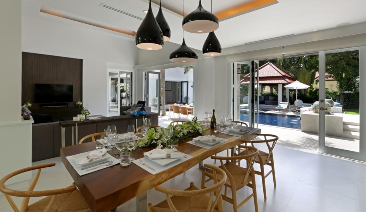 REAL Phuket  Agency's Sai Taan - Gorgeous 4-Bedroom Private Pool Villa near Laguna 43