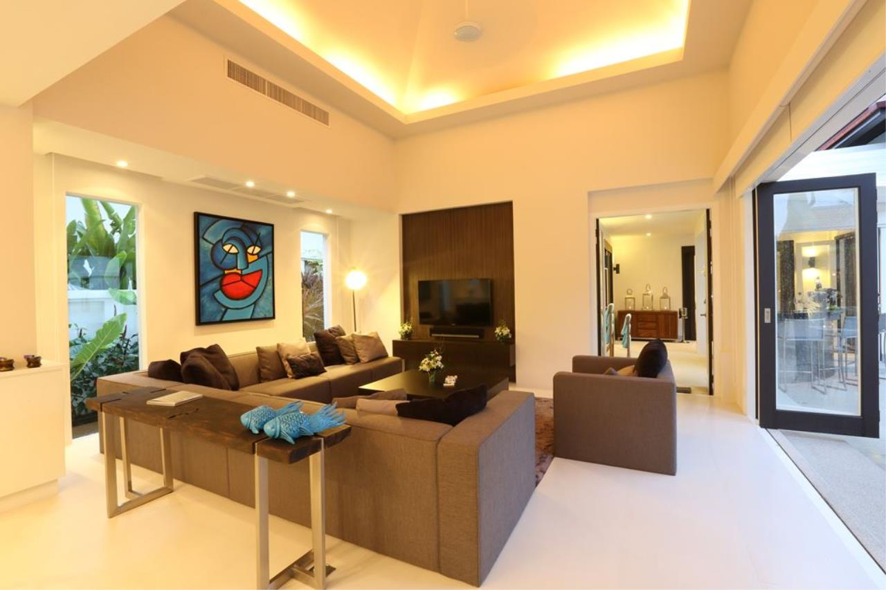 REAL Phuket  Agency's Sai Taan - Gorgeous 4-Bedroom Private Pool Villa near Laguna 49