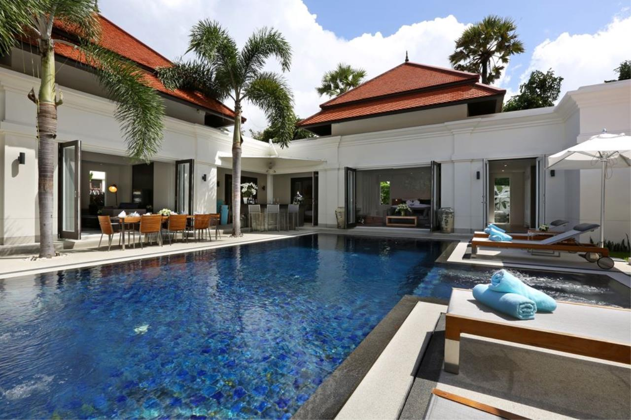 REAL Phuket  Agency's Sai Taan - Gorgeous 4-Bedroom Private Pool Villa near Laguna 58