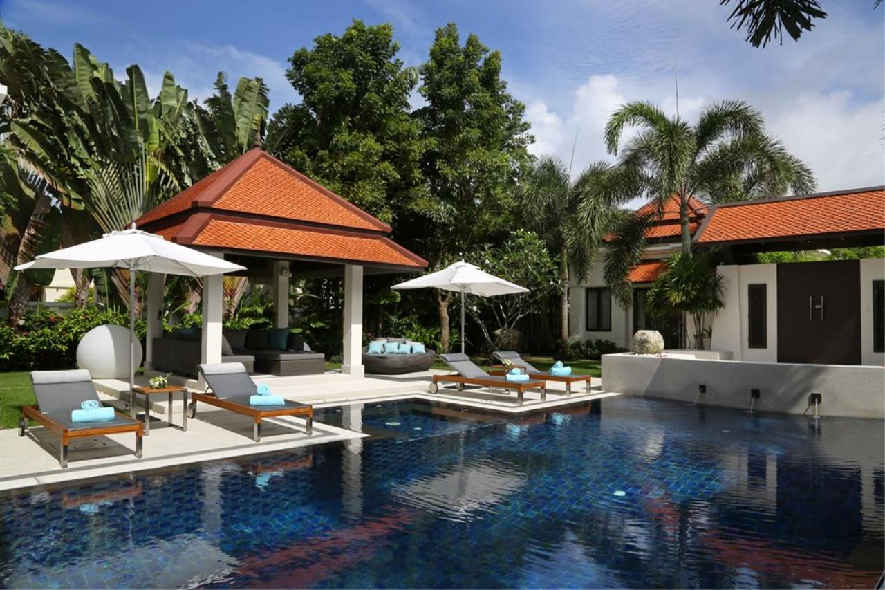 REAL Phuket  Agency's Sai Taan - Gorgeous 4-Bedroom Private Pool Villa near Laguna 50
