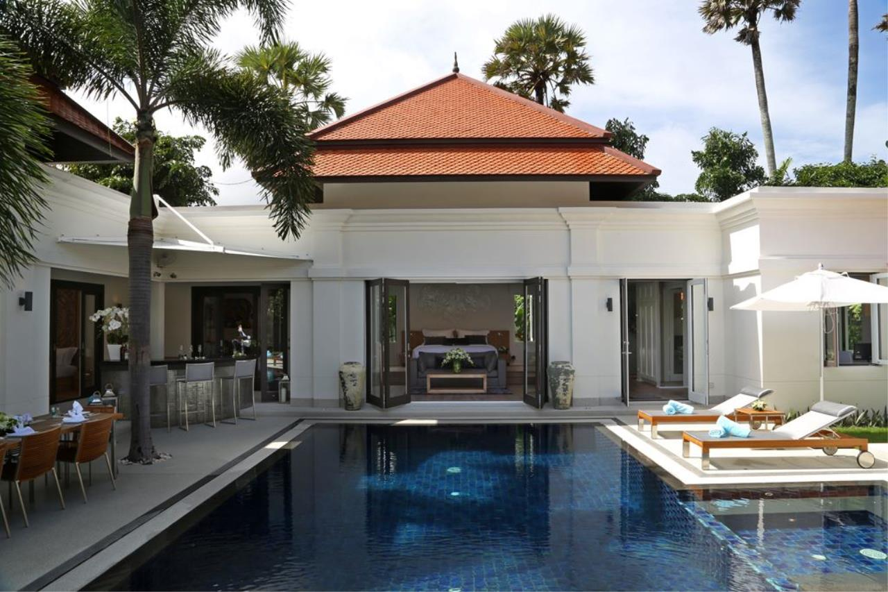 REAL Phuket  Agency's Sai Taan - Gorgeous 4-Bedroom Private Pool Villa near Laguna 51