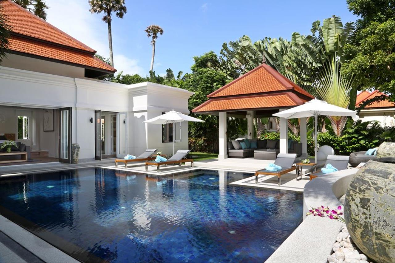 REAL Phuket  Agency's Sai Taan - Gorgeous 4-Bedroom Private Pool Villa near Laguna 52