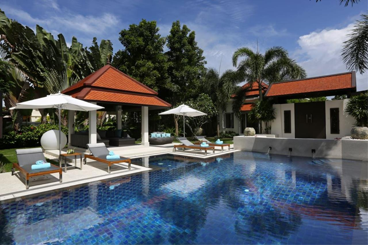 REAL Phuket  Agency's Sai Taan - Gorgeous 4-Bedroom Private Pool Villa near Laguna 53