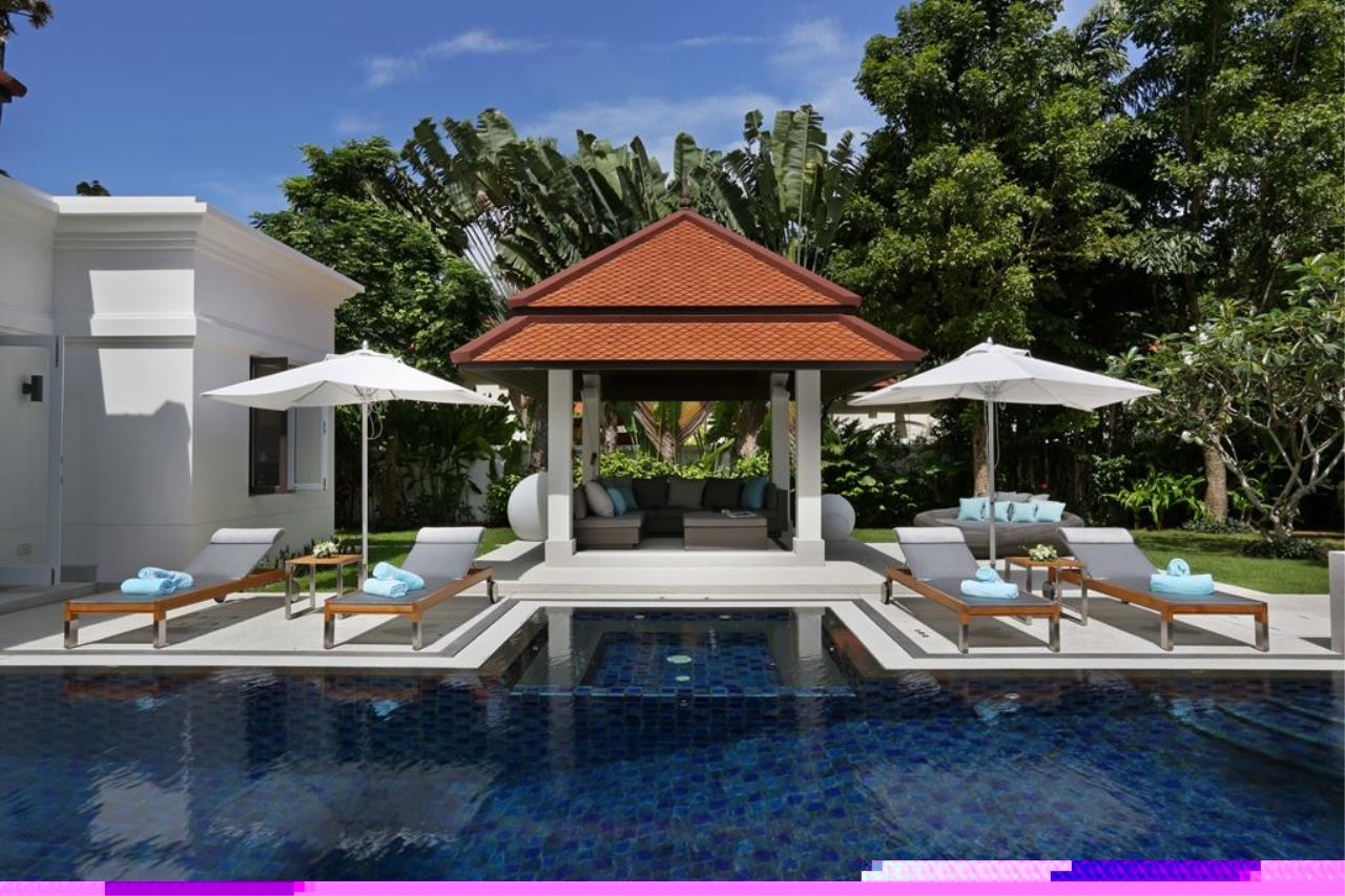REAL Phuket  Agency's Sai Taan - Gorgeous 4-Bedroom Private Pool Villa near Laguna 54