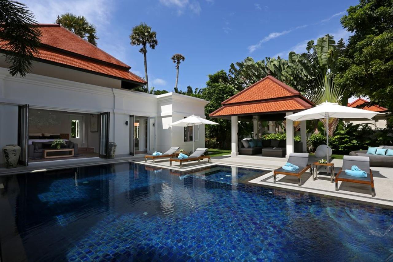 REAL Phuket  Agency's Sai Taan - Gorgeous 4-Bedroom Private Pool Villa near Laguna 55
