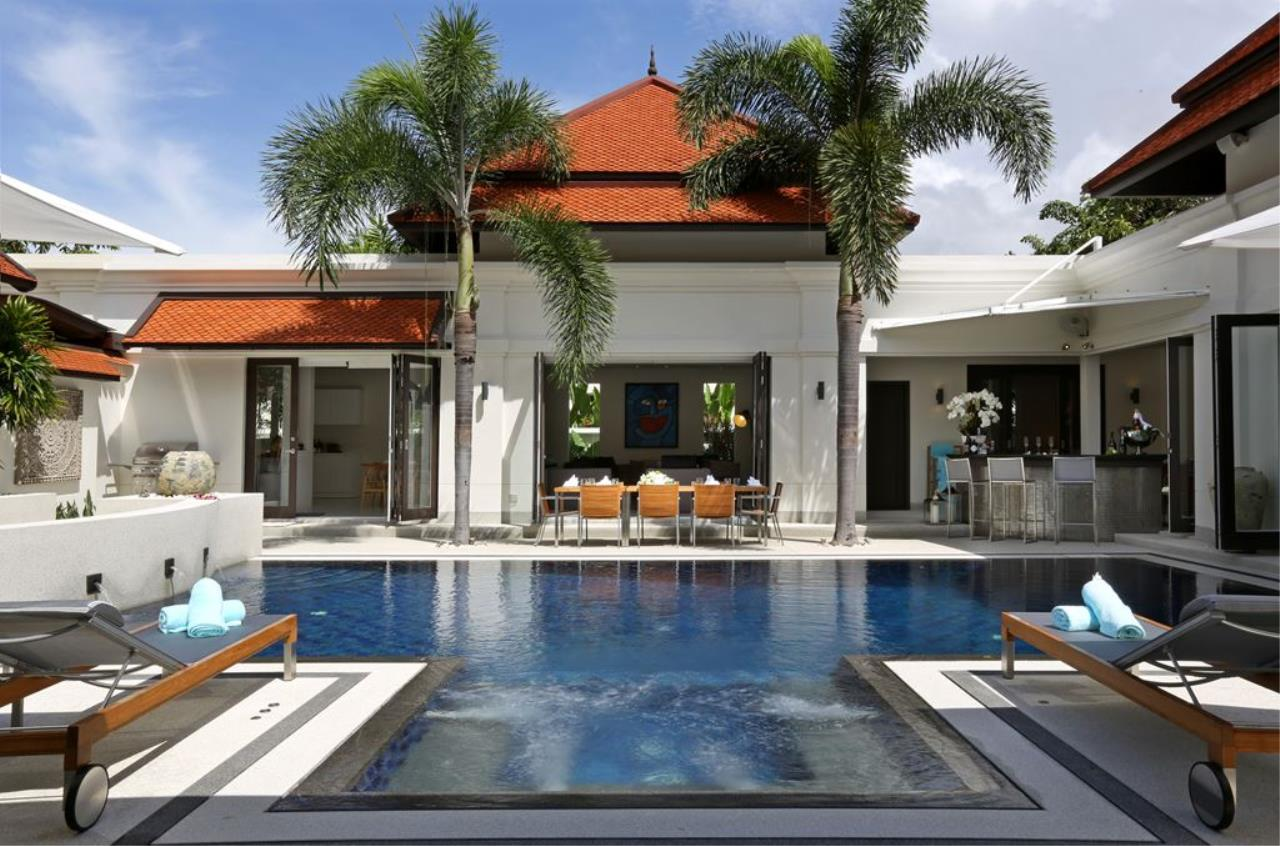 REAL Phuket  Agency's Sai Taan - Gorgeous 4-Bedroom Private Pool Villa near Laguna 56