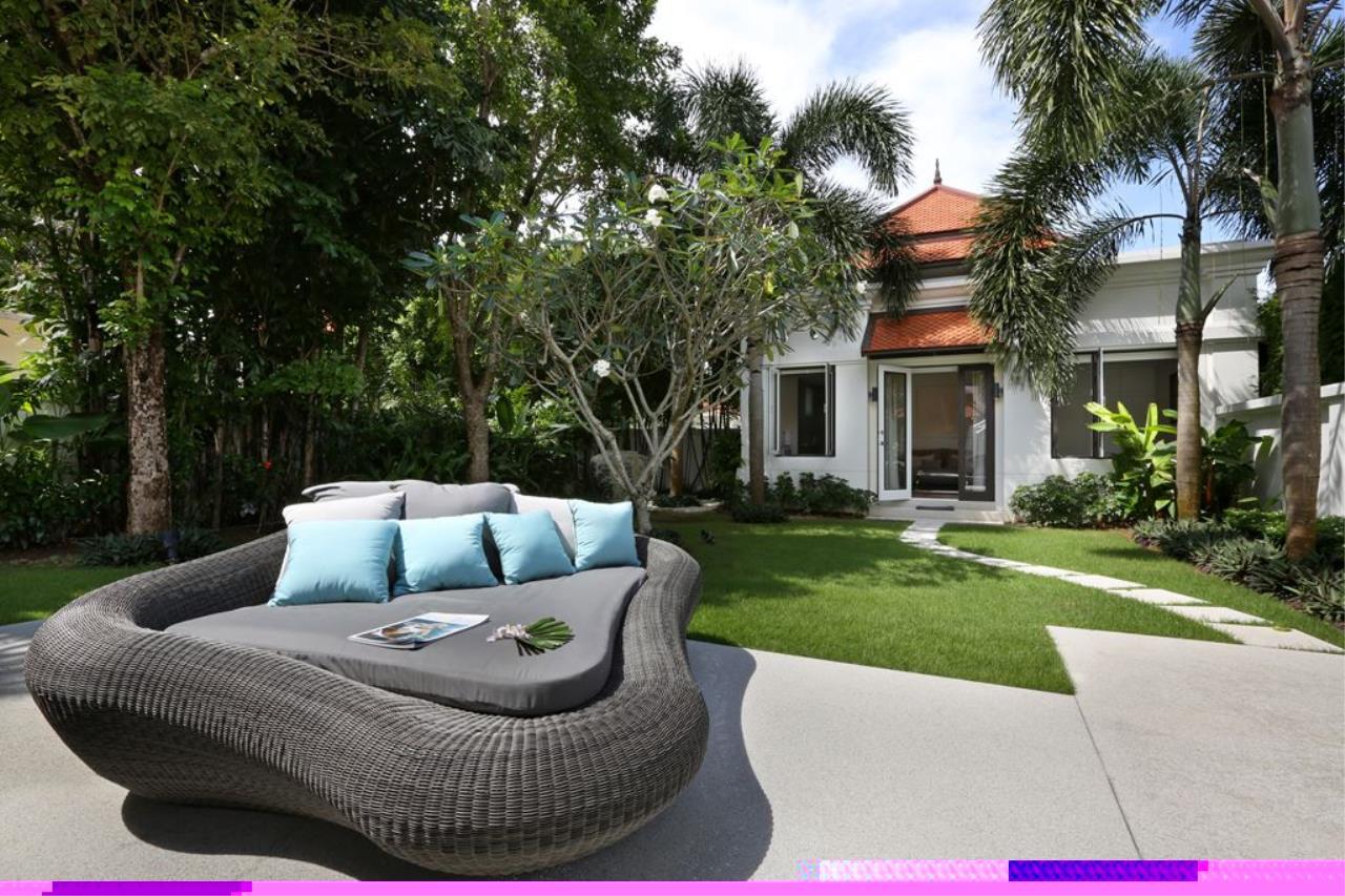 REAL Phuket  Agency's Sai Taan - Gorgeous 4-Bedroom Private Pool Villa near Laguna 57