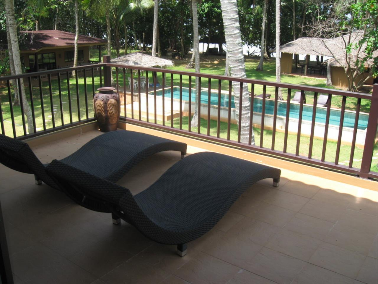 REAL Phuket  Agency's Khao Tong - Huge Beachfront 3-Bedroom Pool Villa in Krabi 6