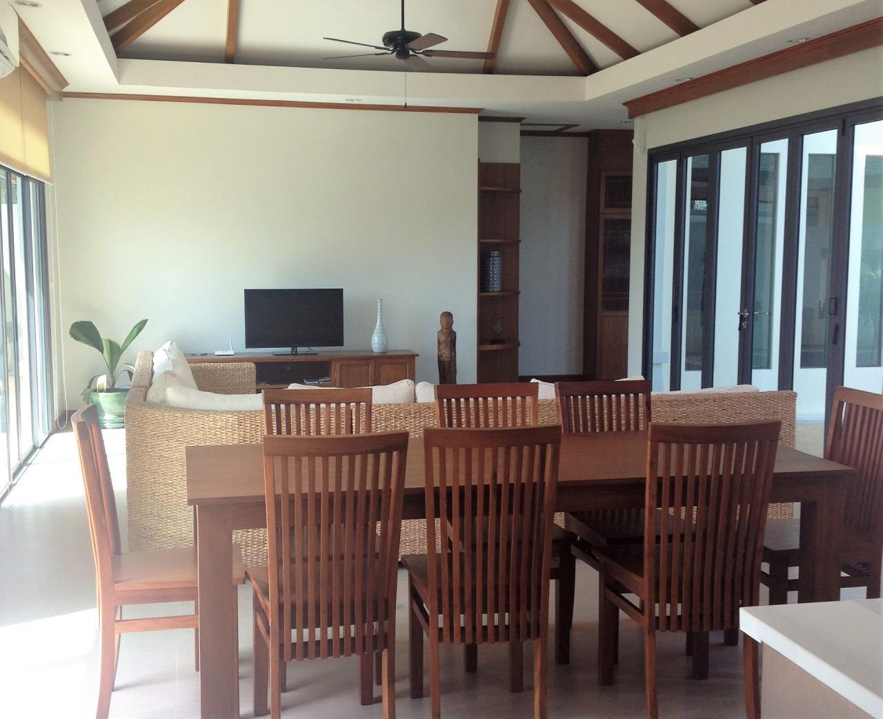 REAL Phuket  Agency's Thai-Balinese Style 3-Bedroom Pool Villa in Rawai 2