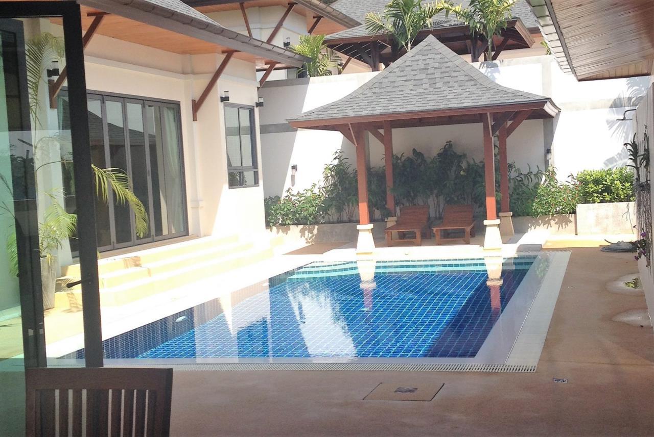 REAL Phuket  Agency's Thai-Balinese Style 3-Bedroom Pool Villa in Rawai 3
