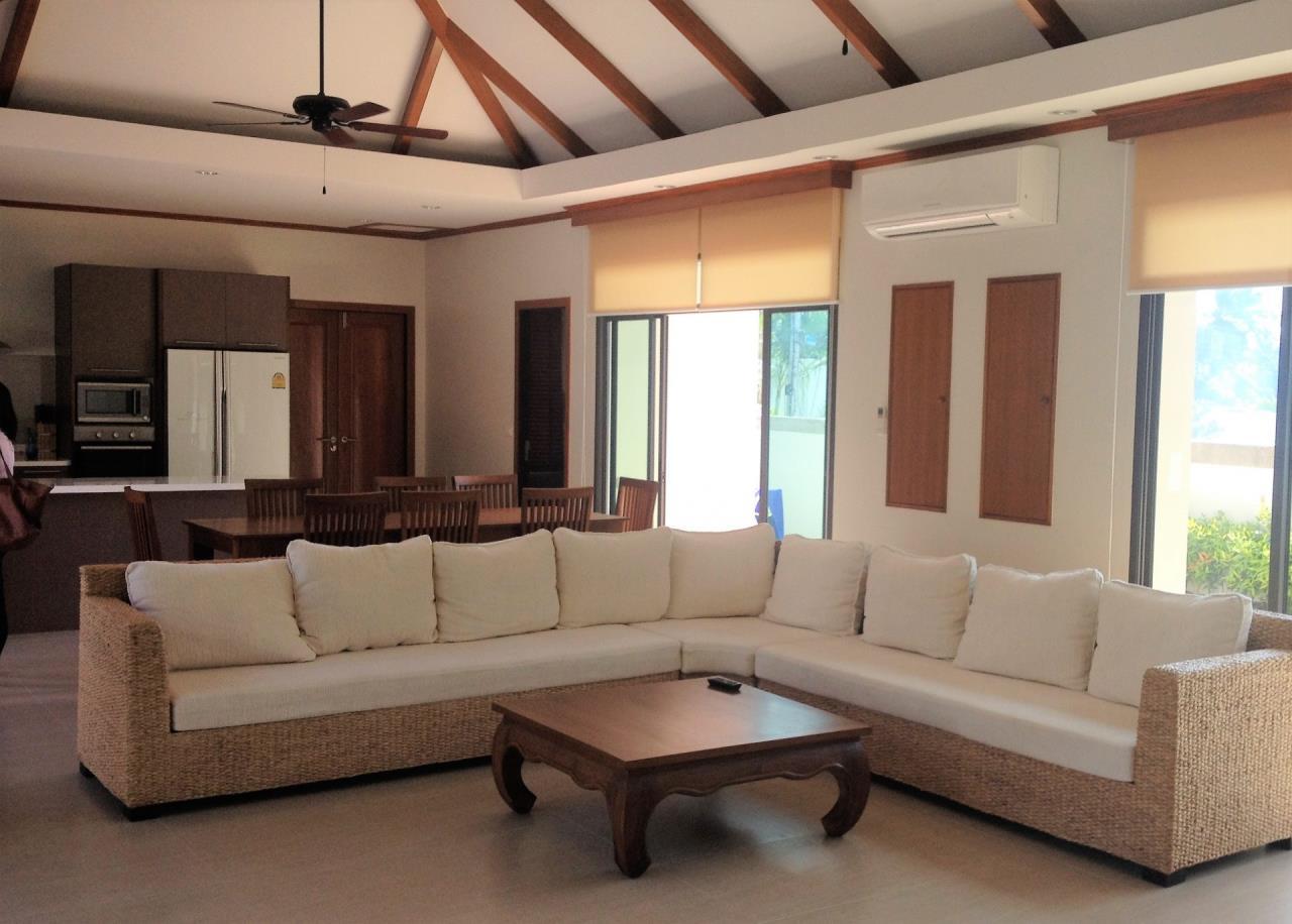 REAL Phuket  Agency's Thai-Balinese Style 3-Bedroom Pool Villa in Rawai 10
