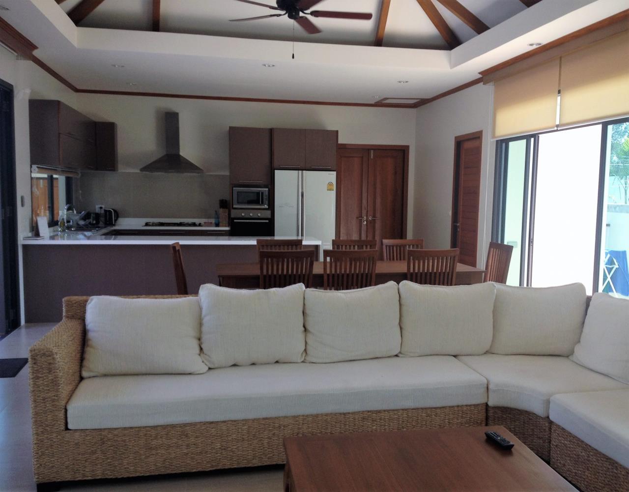 REAL Phuket  Agency's Thai-Balinese Style 3-Bedroom Pool Villa in Rawai 13