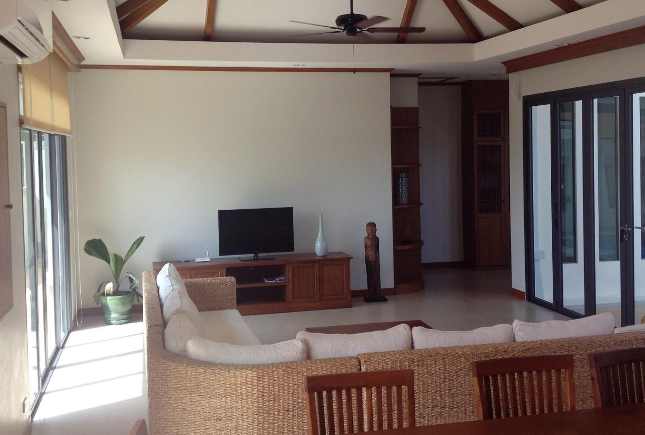 REAL Phuket  Agency's Thai-Balinese Style 3-Bedroom Pool Villa in Rawai 5