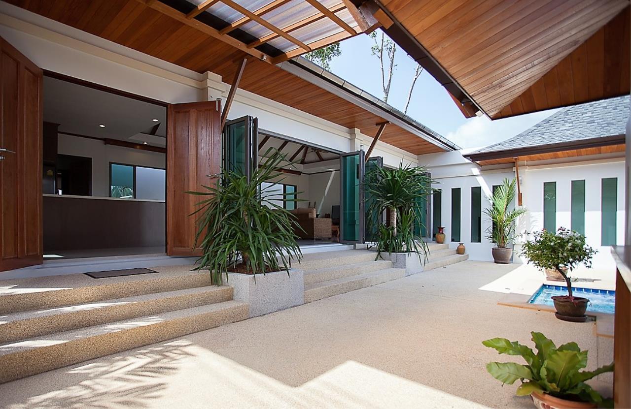 REAL Phuket  Agency's Thai-Balinese Style 3-Bedroom Pool Villa in Rawai 16