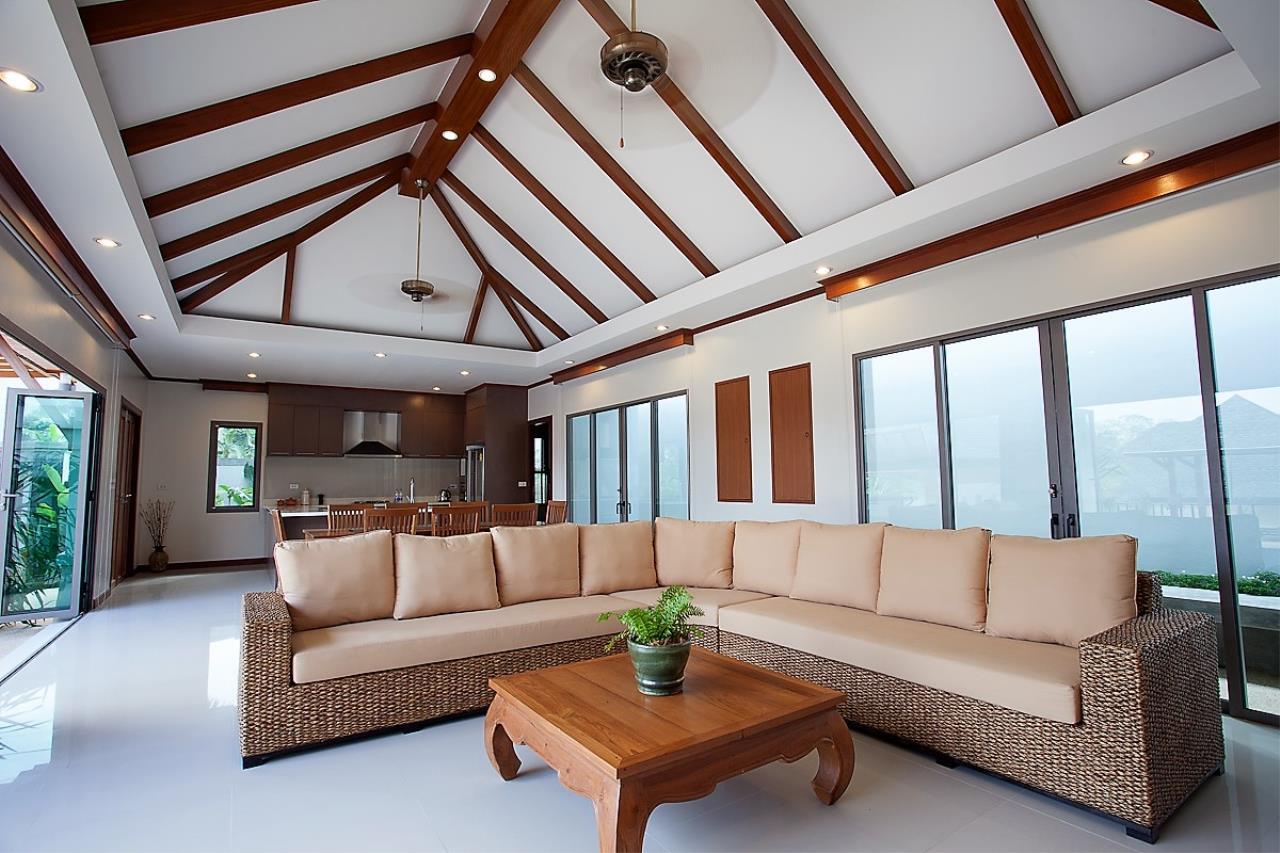 REAL Phuket  Agency's Thai-Balinese Style 3-Bedroom Pool Villa in Rawai 18