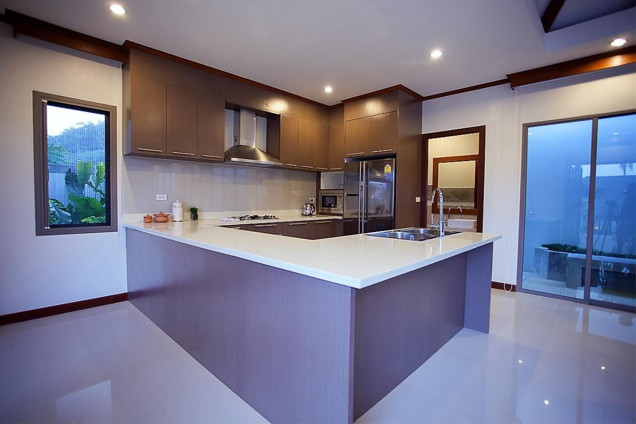 REAL Phuket  Agency's Thai-Balinese Style 3-Bedroom Pool Villa in Rawai 19