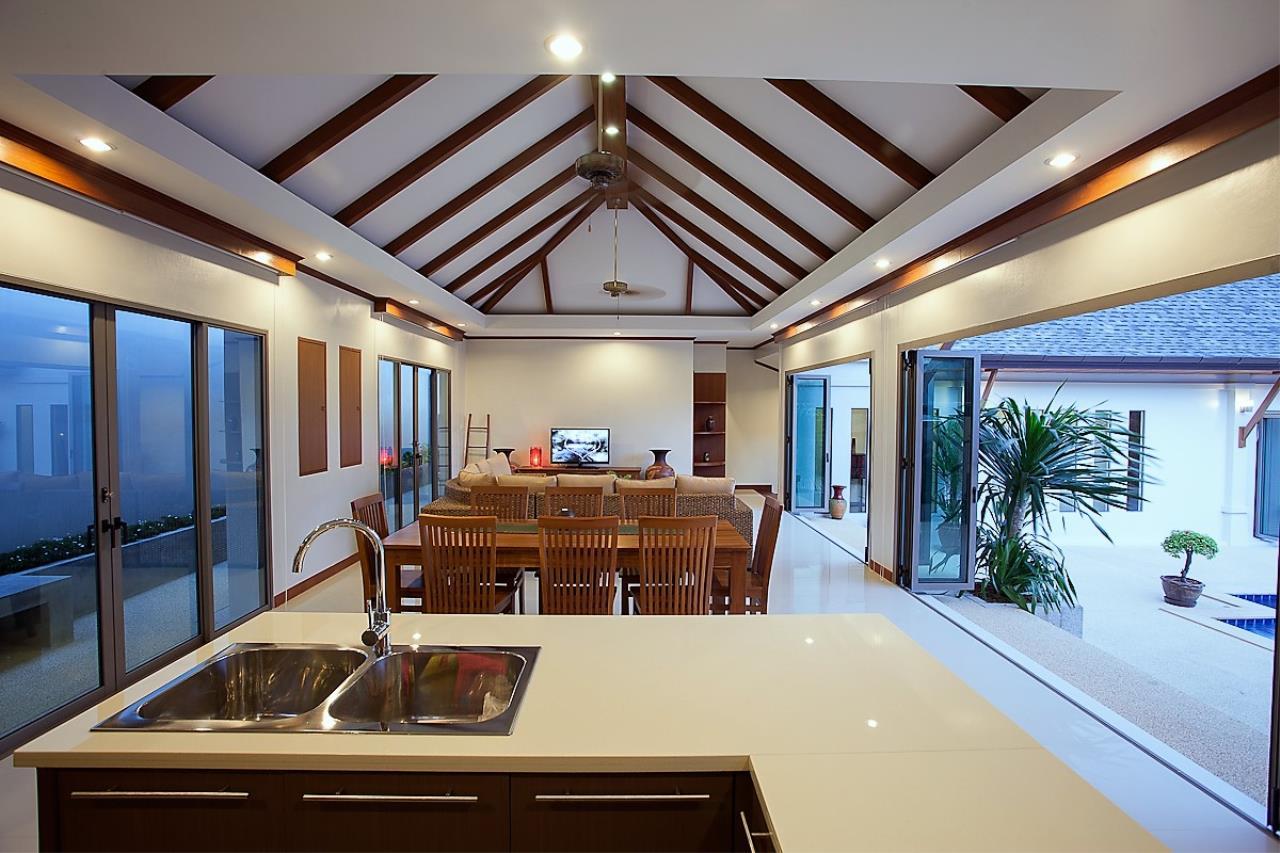 REAL Phuket  Agency's Thai-Balinese Style 3-Bedroom Pool Villa in Rawai 20