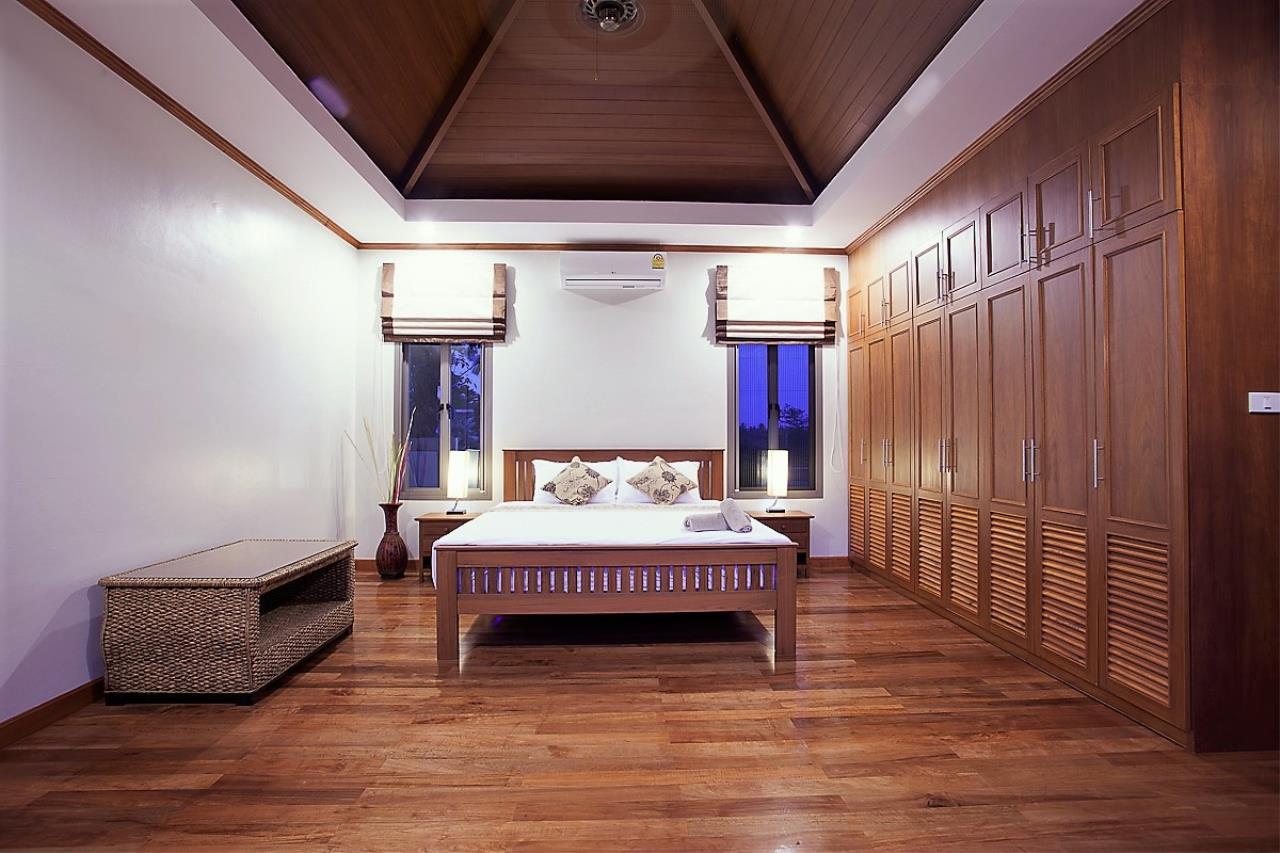 REAL Phuket  Agency's Thai-Balinese Style 3-Bedroom Pool Villa in Rawai 21