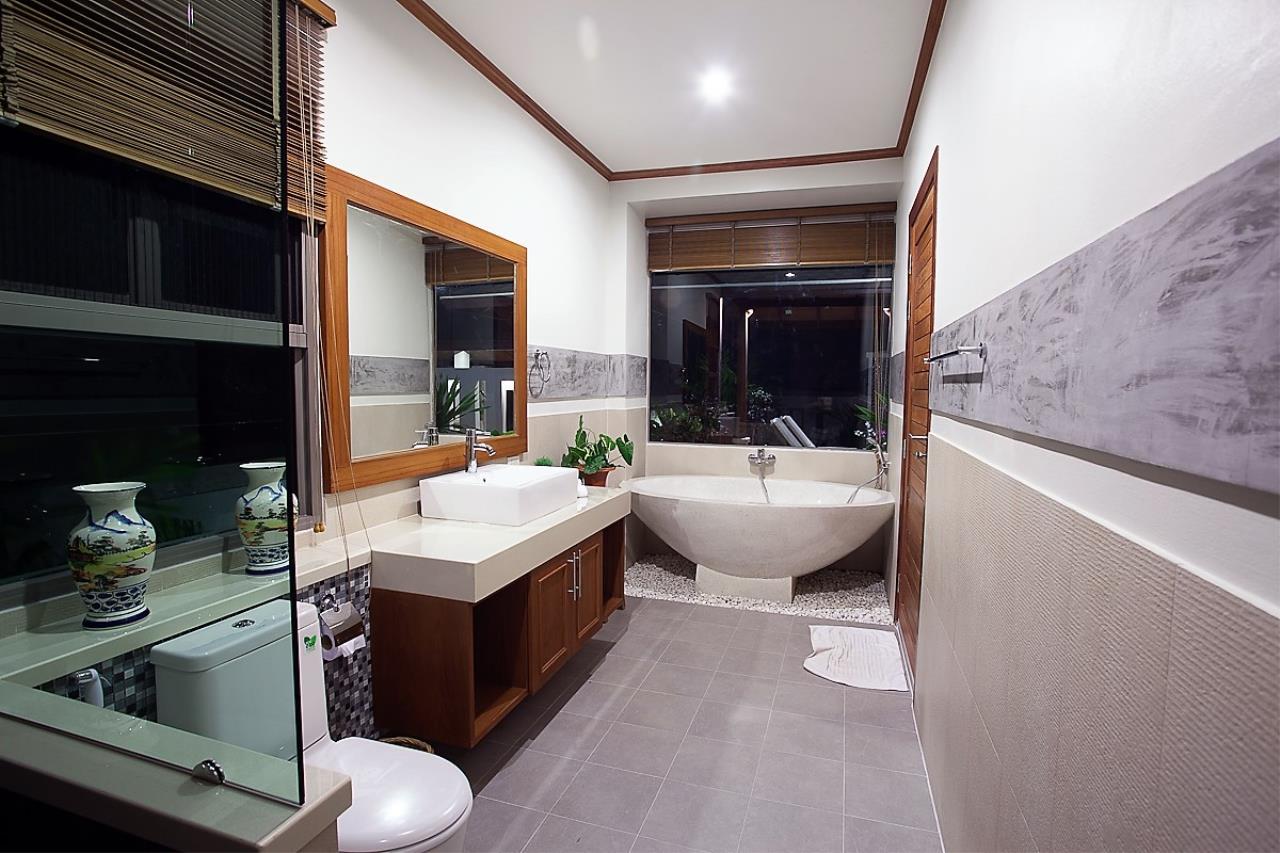 REAL Phuket  Agency's Thai-Balinese Style 3-Bedroom Pool Villa in Rawai 22