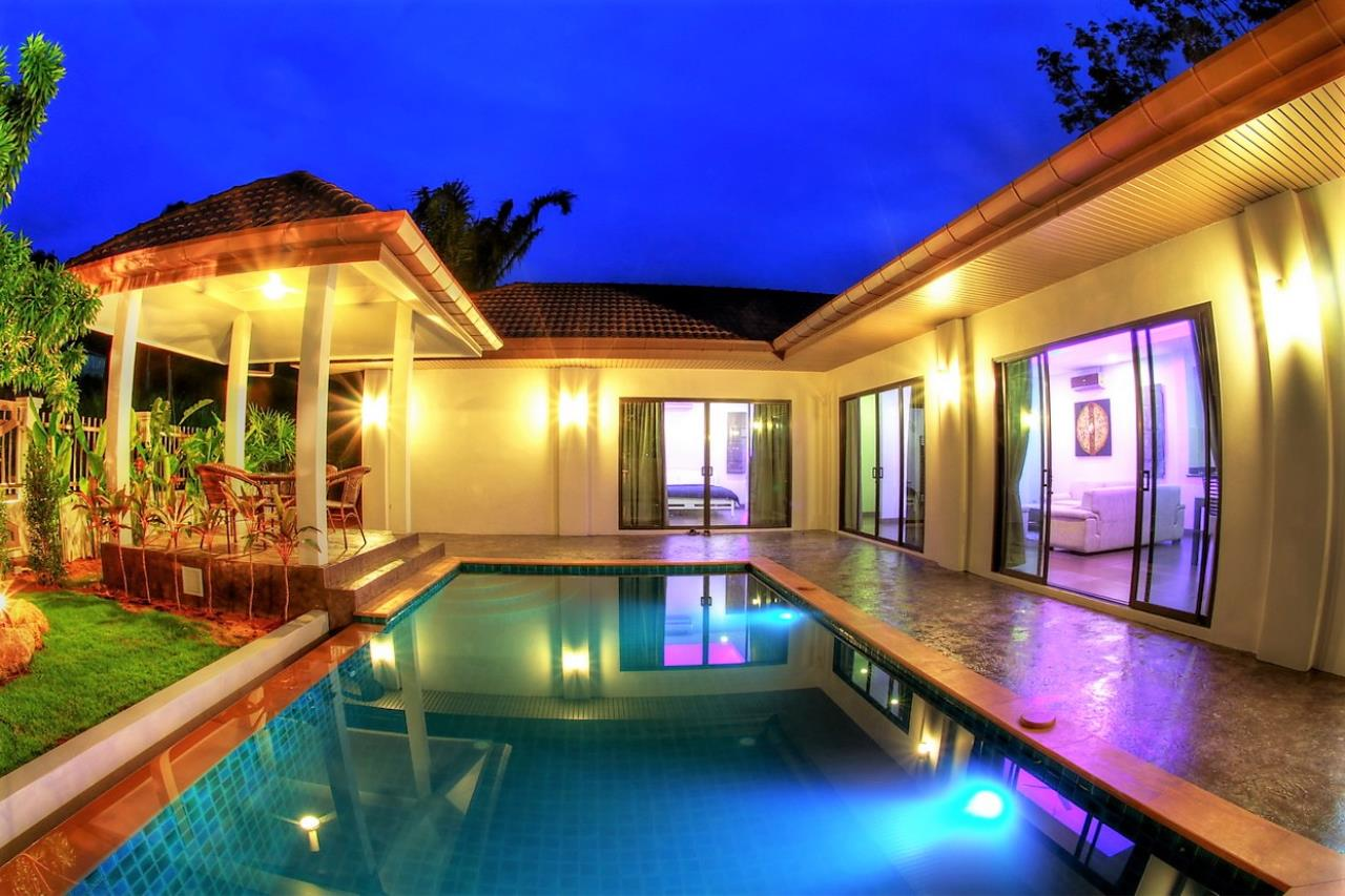 REAL Phuket  Agency's Bang Na - 3-Bedroom Pool Villa for Sale in Chalong 1