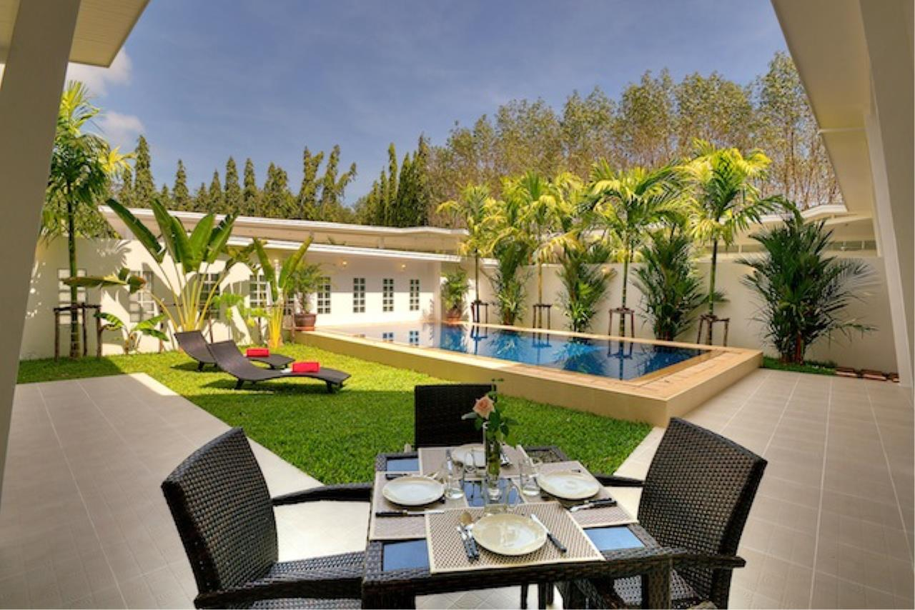 REAL Phuket  Agency's Delta Estate - Bright Modern 3-Bedroom Pool Villas in Pa Klok 11