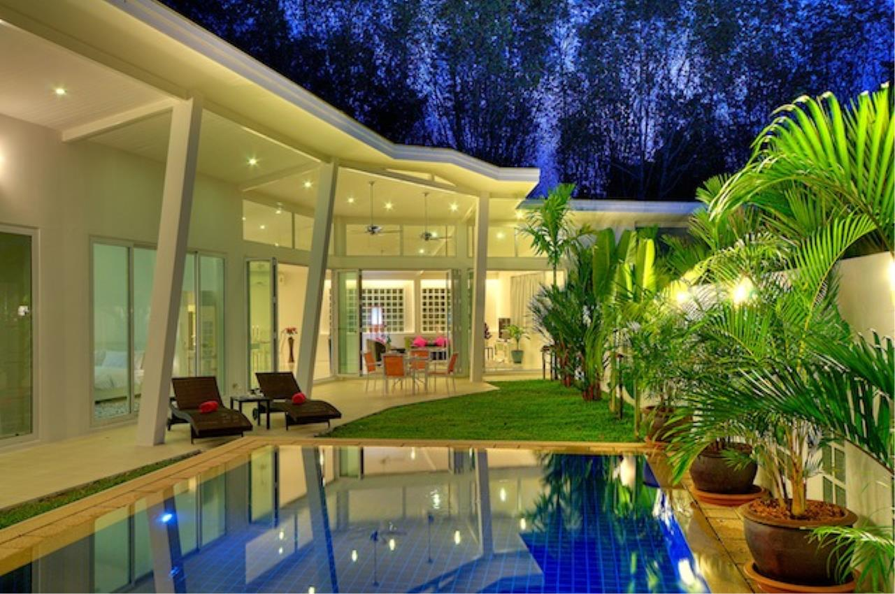 REAL Phuket  Agency's Delta Estate - Bright Modern 3-Bedroom Pool Villas in Pa Klok 2