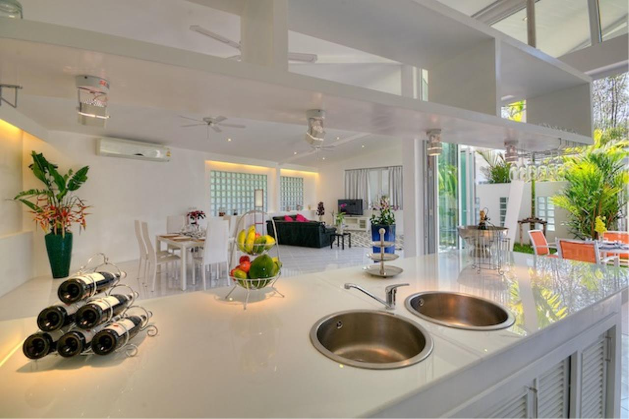 REAL Phuket  Agency's Delta Estate - Bright Modern 3-Bedroom Pool Villas in Pa Klok 3