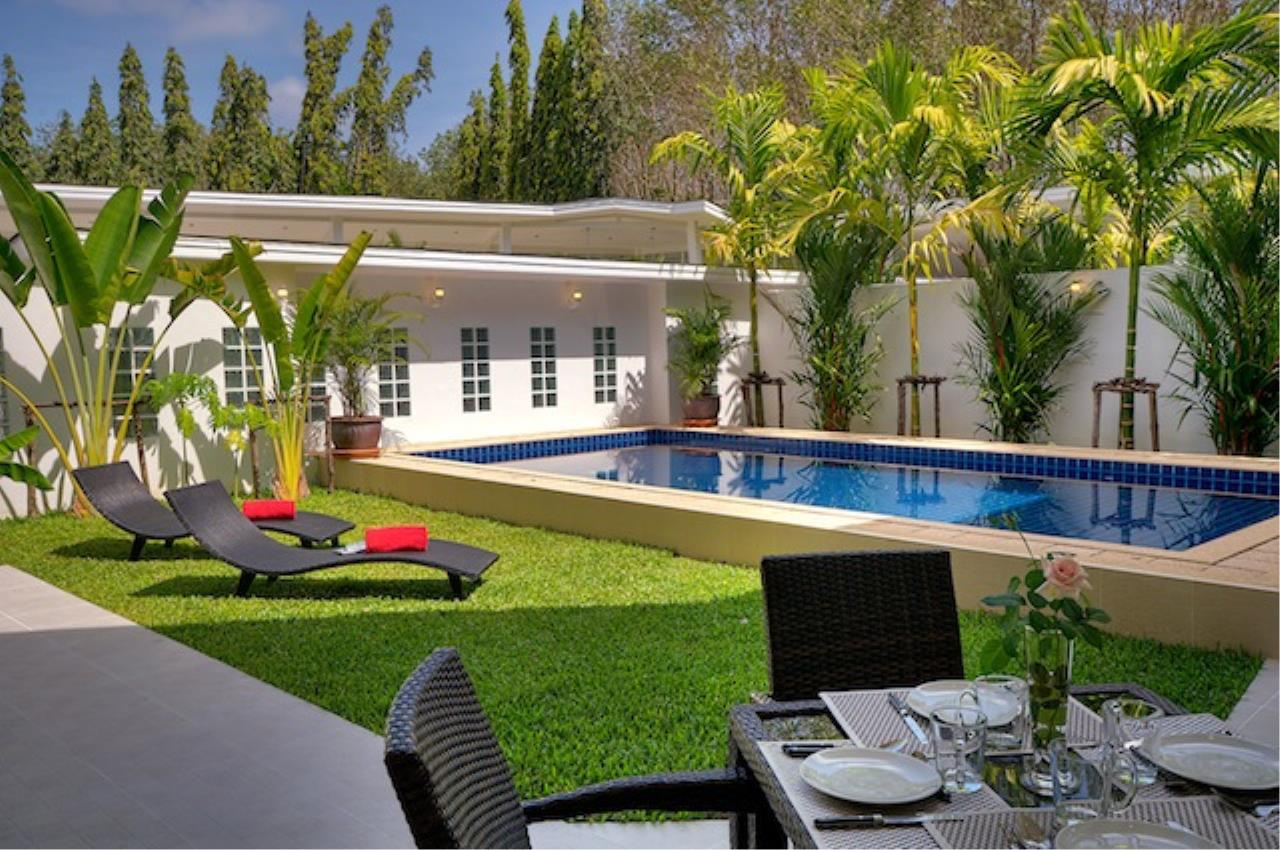 REAL Phuket  Agency's Delta Estate - Bright Modern 3-Bedroom Pool Villas in Pa Klok 6