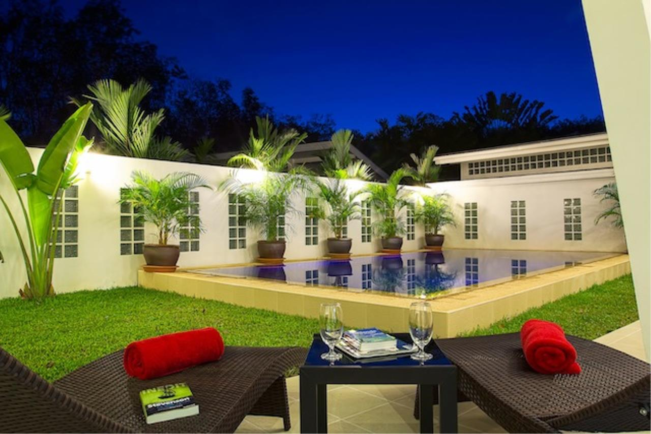 REAL Phuket  Agency's Delta Estate - Bright Modern 3-Bedroom Pool Villas in Pa Klok 7