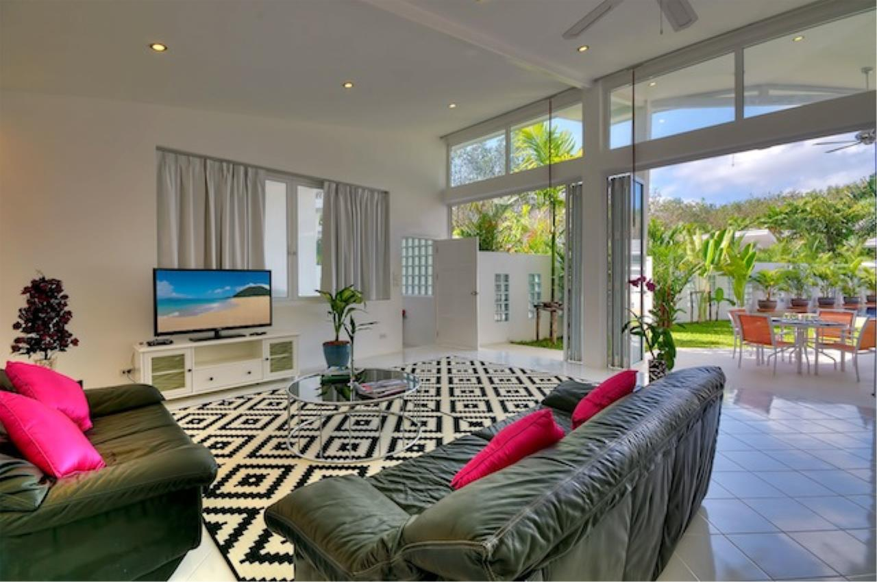 REAL Phuket  Agency's Delta Estate - Bright Modern 3-Bedroom Pool Villas in Pa Klok 15