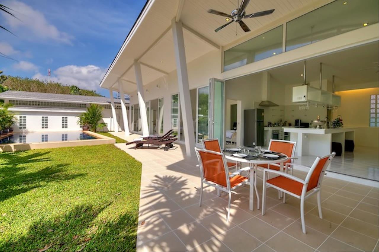 REAL Phuket  Agency's Delta Estate - Bright Modern 3-Bedroom Pool Villas in Pa Klok 17