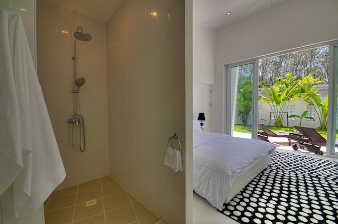REAL Phuket  Agency's Delta Estate - Bright Modern 3-Bedroom Pool Villas in Pa Klok 21
