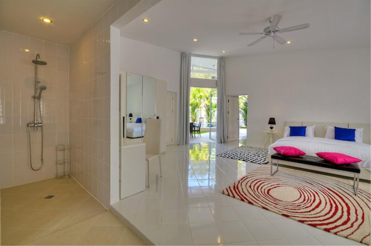 REAL Phuket  Agency's Delta Estate - Bright Modern 3-Bedroom Pool Villas in Pa Klok 27