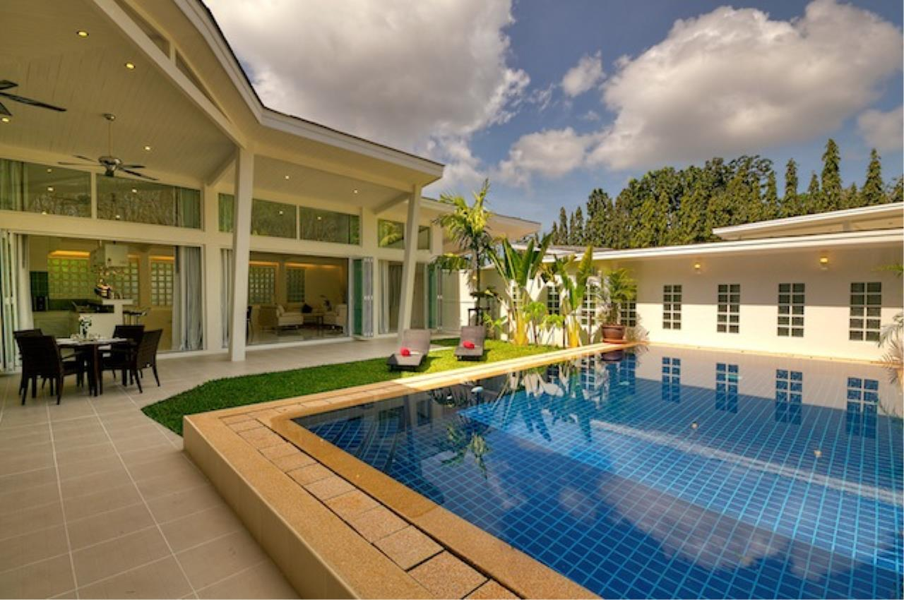 REAL Phuket  Agency's Delta Estate - Bright Modern 3-Bedroom Pool Villas in Pa Klok 1