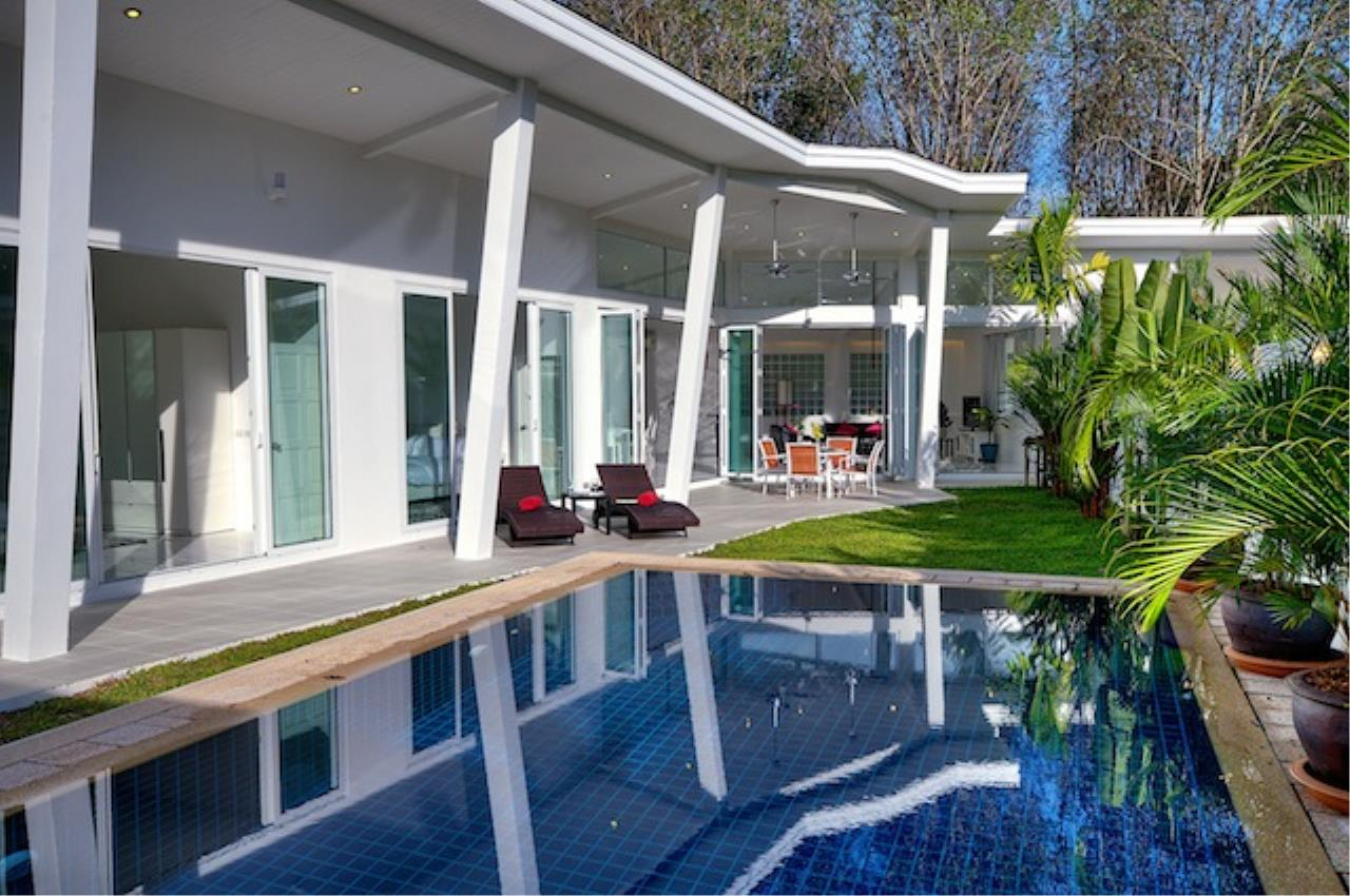 REAL Phuket  Agency's Delta Estate - Bright Modern 3-Bedroom Pool Villas in Pa Klok 39