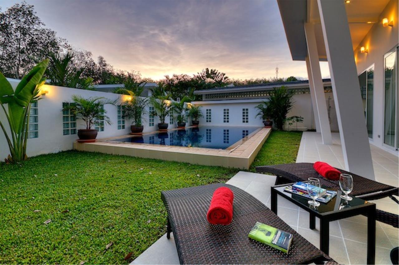 REAL Phuket  Agency's Delta Estate - Bright Modern 3-Bedroom Pool Villas in Pa Klok 43