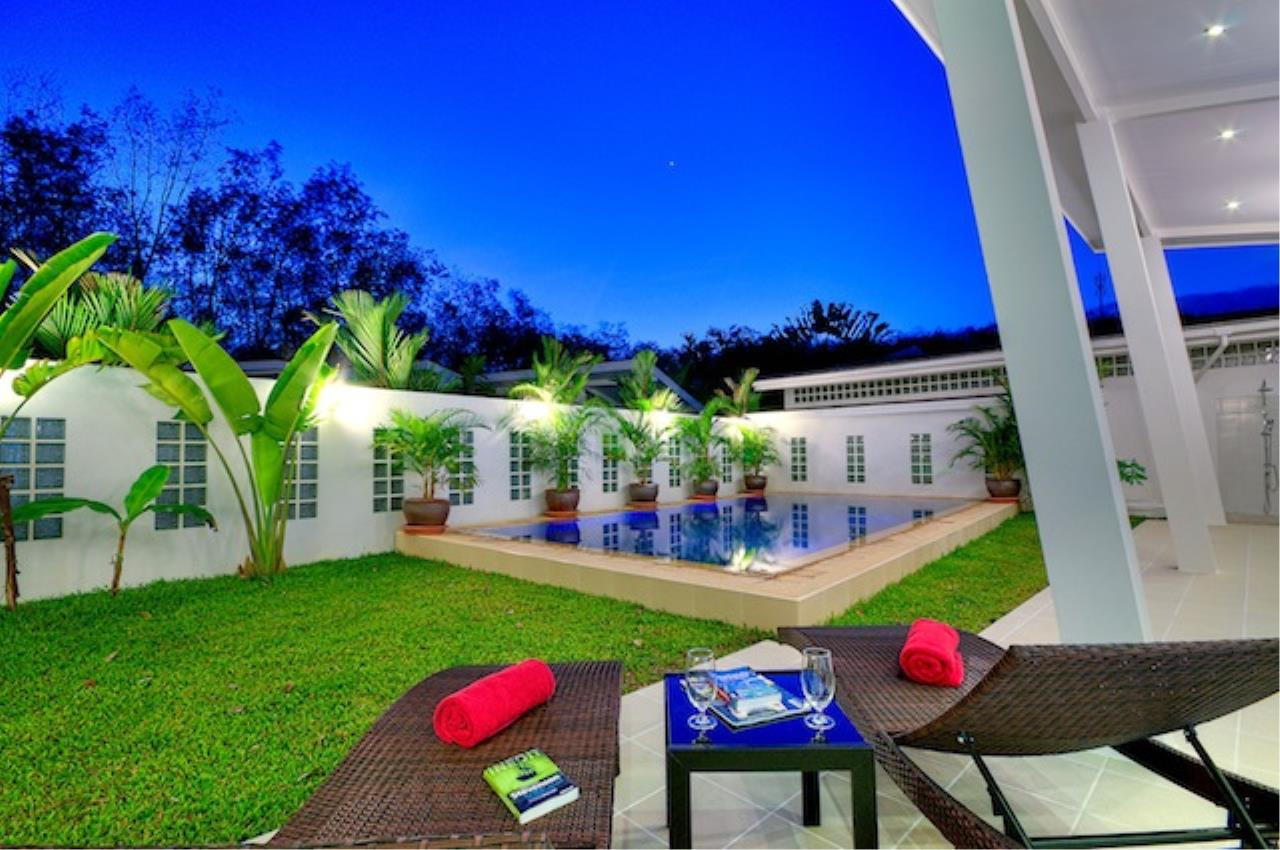 REAL Phuket  Agency's Delta Estate - Bright Modern 3-Bedroom Pool Villas in Pa Klok 45