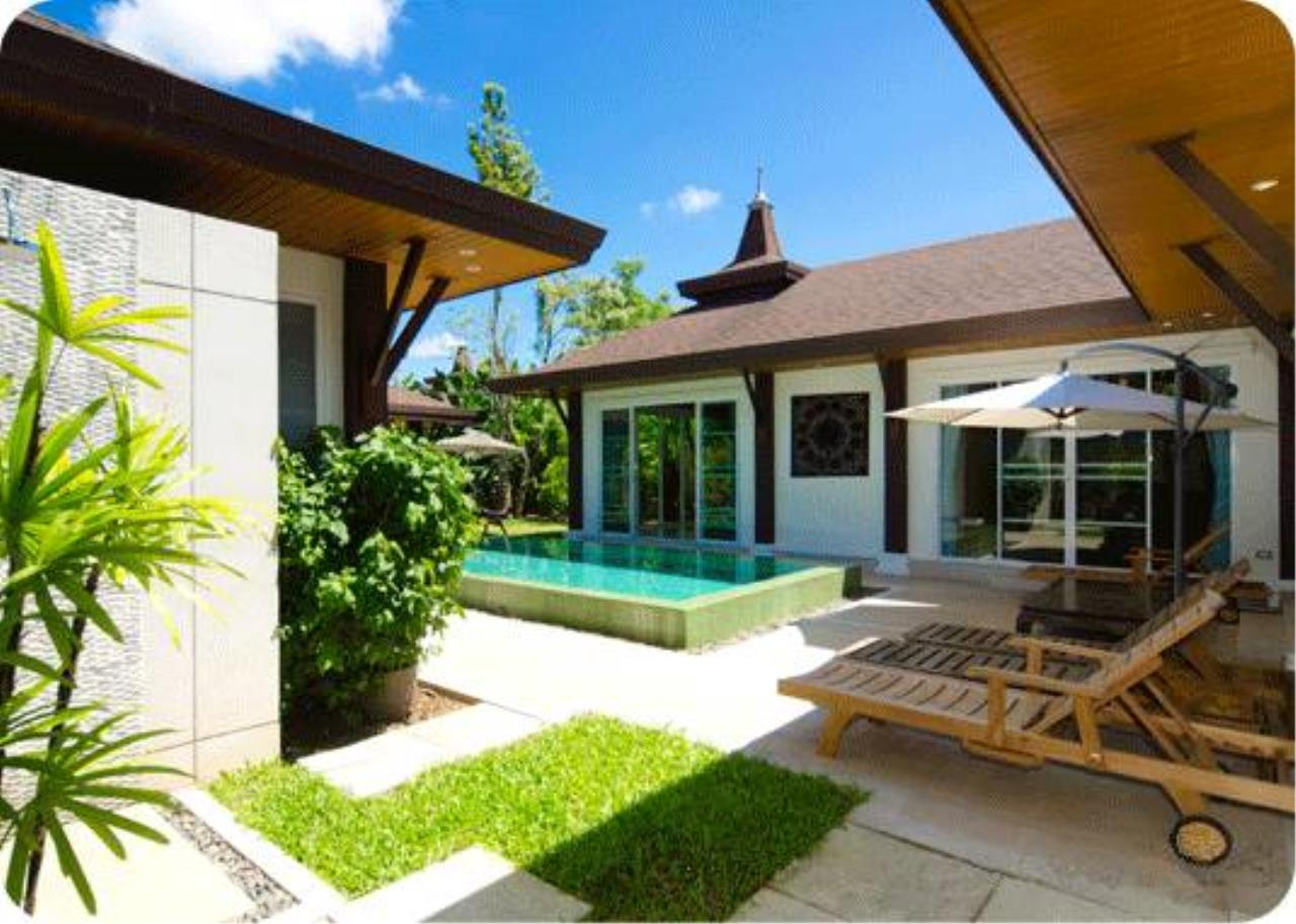 REAL Phuket  Agency's Kiri Villas - Luxurious 3-Bedroom Pool Villa in Layan 1