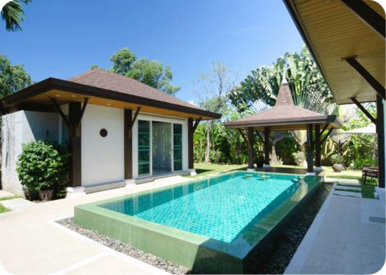 REAL Phuket  Agency's Kiri Villas - Luxurious 3-Bedroom Pool Villa in Layan 2