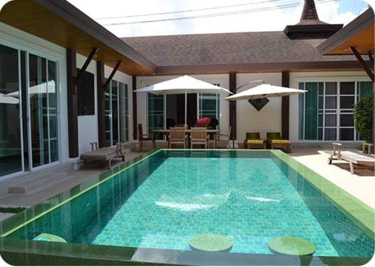 REAL Phuket  Agency's Kiri Villas - Luxurious 3-Bedroom Pool Villa in Layan 5